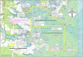Northern Virginia Map Chapter Pertaining To Restrictions On Oyster Harvest