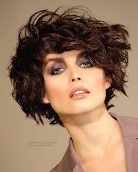 sassy short layered and choppy hairstyle