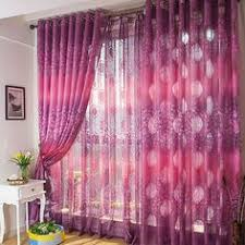 Pink And Purple Curtains Country Floral White And Pink Country Bedroom Curtains