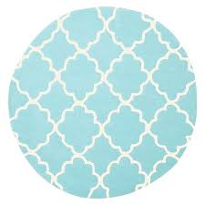 Grey Round Rug New Rug Culture Cloudy Kids Round Rug In Blue Green Grey Pink