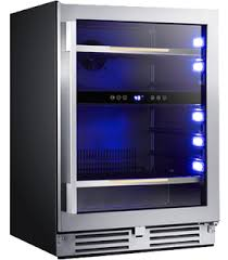 Glass Door Beverage Refrigerator For Home by Product Catalog Beverage Coolers