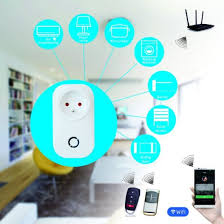 smartphone controlled outlet china smartphone home controlled outlet wifi smart plug for indoor