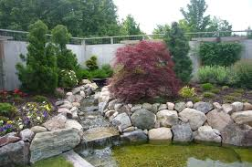 water features four season nursery