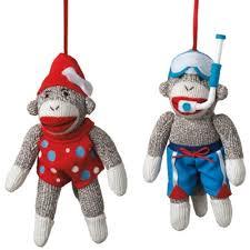 33 best christmas monkeys images on pinterest sock monkeys