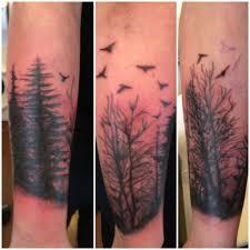 forest arm blacktattoo designs tattoo love