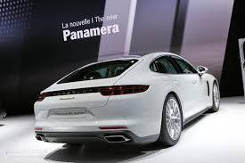 porsche panamera hybrid 2017 2017 porsche panamera 4 e hybrid is a paris glimpse into porsche u0027s