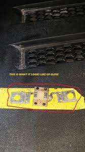 2004 Kia Optima Fuse Box Diagram Kia Sorento Questions Positive Battery Cable 150amp Fuse Cargurus