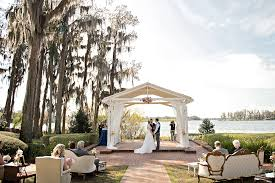 wedding venues in orlando fl cypress grove rw events