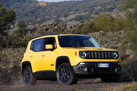jeep yellow jeep renegade receives night eagle special edition autoevolution
