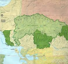 Homer Alaska Map by Kobuk Valley National Park And Noatak National Preserve Map U2022 Mappery