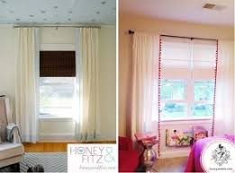 Bamboo Curtains For Windows Blackout Liner For Bamboo Shades Foter
