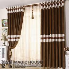 Curtain Ideas For Bedroom Windows Magnificent Window Curtains Design Ideas With 20 Master Bedroom