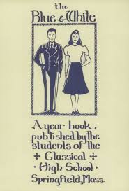 classical high school yearbook 1940 classical high school yearbook online springfield ma