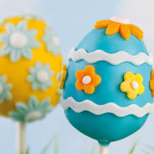 Easter Cake Pop Decorations by Recept Easter Eggs On A Stick Deleukstetaartenshop Com