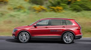 stretched volkswagen tiguan allspace coming to detroit with room