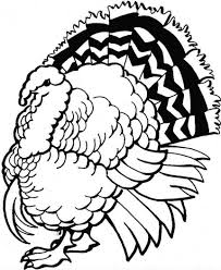 turkey coloring pages and book uniquecoloringpages coloring home
