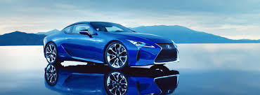lexus sports car blue the all new lexus lc structural blue edition lexus uk