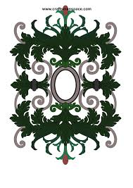 acanthus ornament