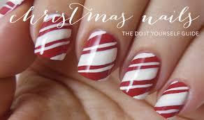 15 cutest christmas nail art diy ideas diy craft projects