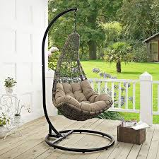 Swing Chair Patio Stylish Inspiration Ideas Outdoor Patio Swing Chair Comely Two