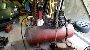 240 v compressor motor with capacitor fault mig welding forum