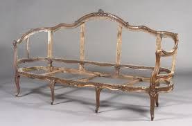 canap louis 15 a louis xv walnut canape en corbeille mid 18th century sofa