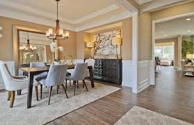 Transitional Dining Room Dining Room With Crown Molding By Zillow Digs Zillow