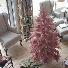 small pink christmas tree dreaming of a pink christmas style estate