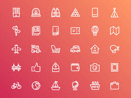 travel icons images Travel icons set freebie download sketch resource sketch repo png