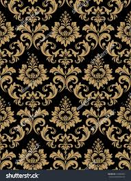 royalty free floral pattern wallpaper baroque u2026 415086091 stock