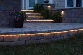 rope outdoor lighting mainstays 30 rope light white walmart rcb