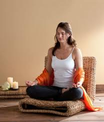 Meditation Chair Water Hyacinth Chair Simplicity And Elegance For The Mind And