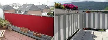 balkon sichtschutz balkonbespannung balkoneinfassung balkonumrandung hofsäß