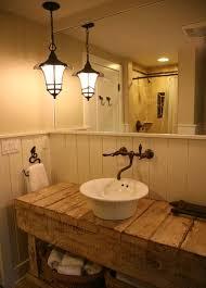 cottage bathroom ideas rustic crafts bathroom cottage craftsman lake house pendant l design pictures