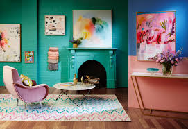 What Color Compliments Pink by Fenton And Fenton
