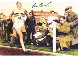 Roger Banister Roger Bannister Signed Photograph Pfc Auctions