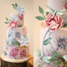 wedding cake flower 12 seriously stunning floral cake toppers mywedding