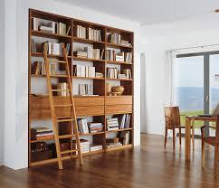 Contemporary Bookcase With Doors Bookshelf Outstanding Contemporary Bookshelf Awesome