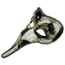 black and white masquerade masks loki black and white masquerade mask athlone jokeshop and