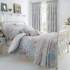 Dunelm Mill Duvets Bethany Duck Egg Reversible Duvet Cover And Pillowcase Set Dunelm
