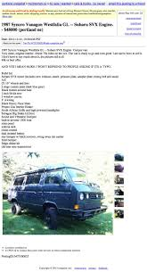 Craigslistsalemoregon by For 48 000 This Is A Serious Syncro