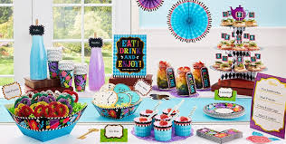 Mad Hatter Tea Party Centerpieces by Mad Tea Party Supplies Party City