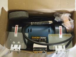 Mini Bench Grinder Workzone Mini Bench Grinder Can See Working In Stoke On Trent