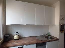 weisse hochglanz küche weiße hochglanzküche ohne e geräte kurzfristig zu verkaufen in