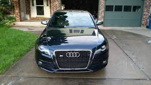 audi aftermarket grill installed the rs grille much better b8 s4 audi