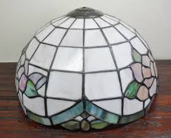 stained glass home decor best stained glass replacement lamp shades good looking stained