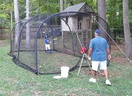 Backyard Batting Cages Reviews Backyard Batting Cage Diy Saveemail Disalvo Interiors 23 Reviews