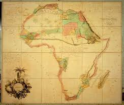 africa map before colonization peoples encounters with others africana collections an