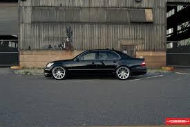 lexus wald wheels vossen wheels lexus ls vossen cv4