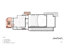 gallery of alterations and renovations to the port elizabeth opera alterations and renovations to the port elizabeth opera house the matrix urban designers and architects 17 30 2nd floor plan